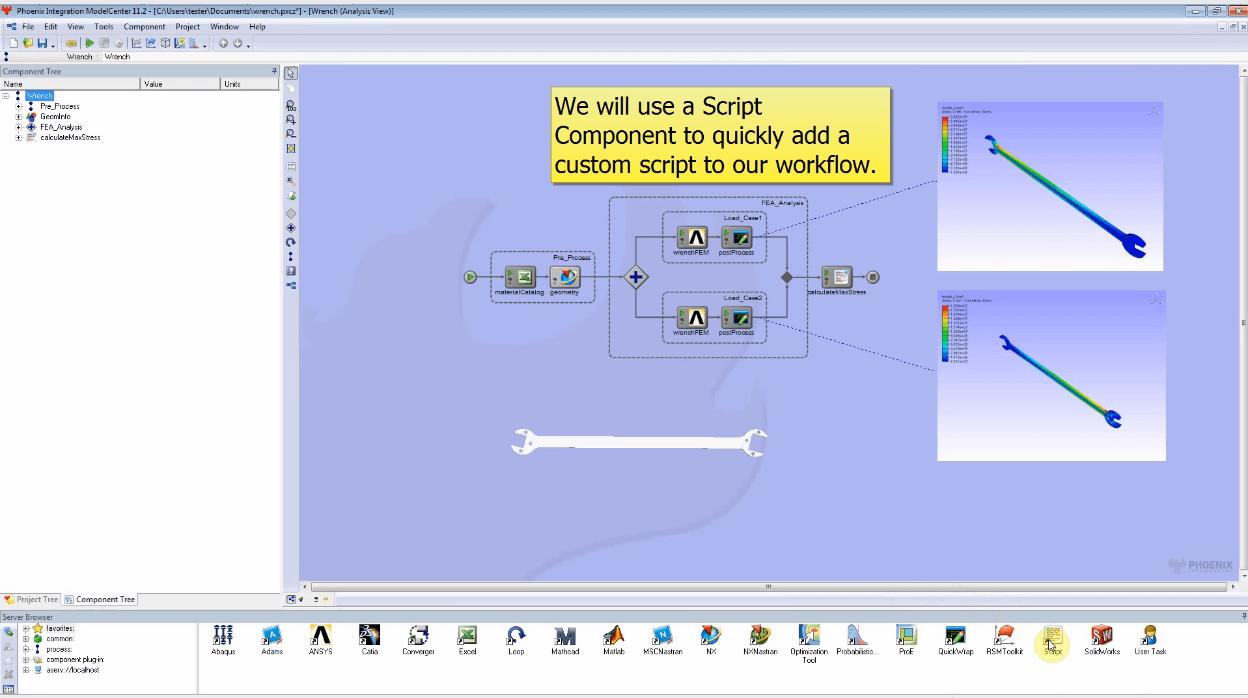 ModelCenter Videos   Model Based Engineering Software